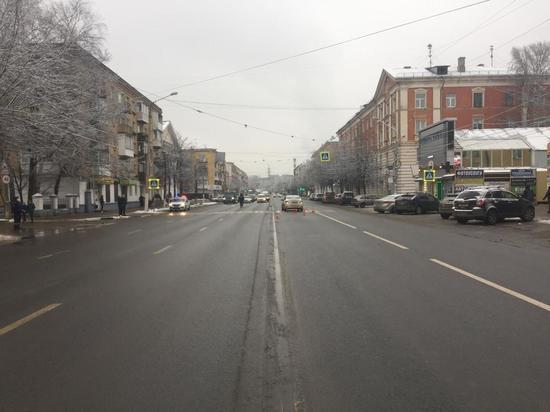 Пенсионерка попала под колеса иномарки в Тверской области