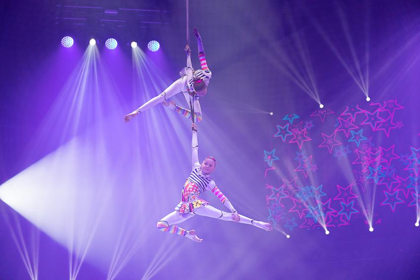В Твери завершился международный фестиваль циркового искусства