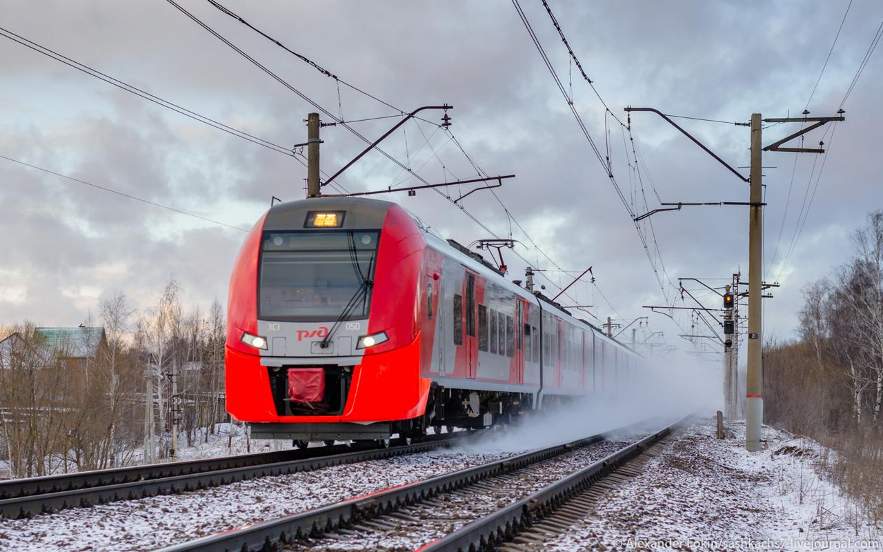 Контролер напал на коллегу в электричке Москва-Тверь