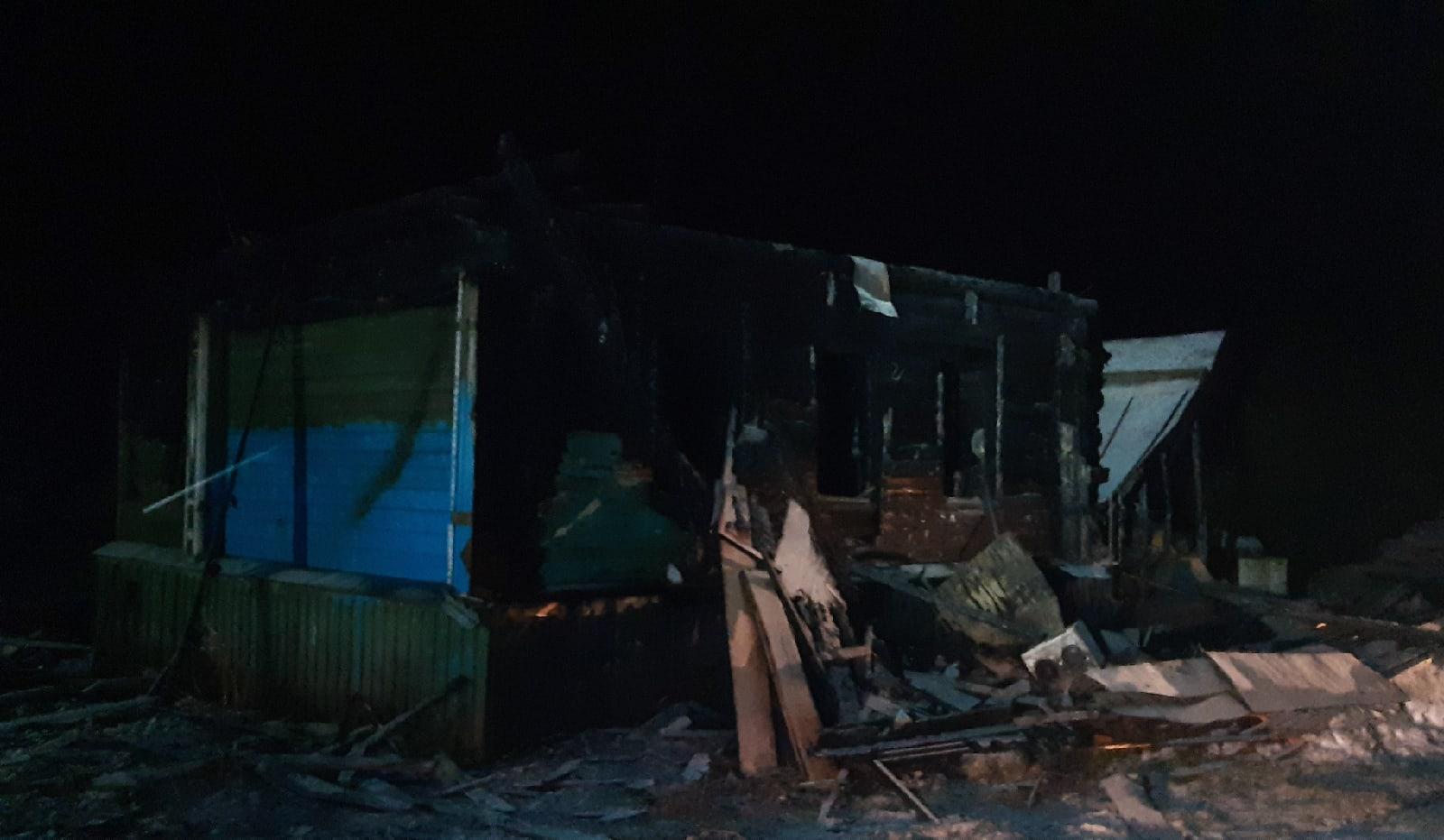 На пожаре в Тверской области погибла маленькая девочка