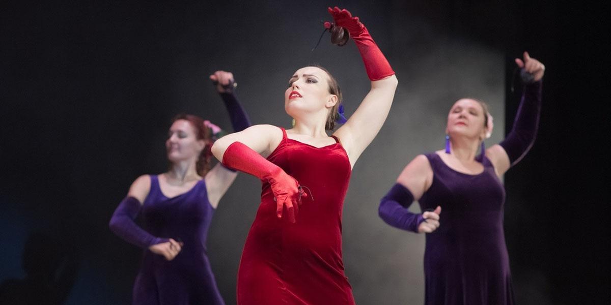 Различные стили фламенко представят в Твери