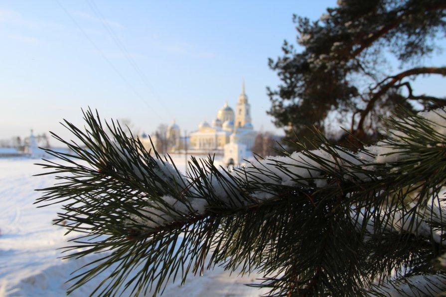 Осташков попал в топ-10 городов для отдыха на Новый год