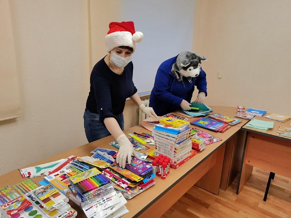 В районе Тверской области начали готовиться к Новому году