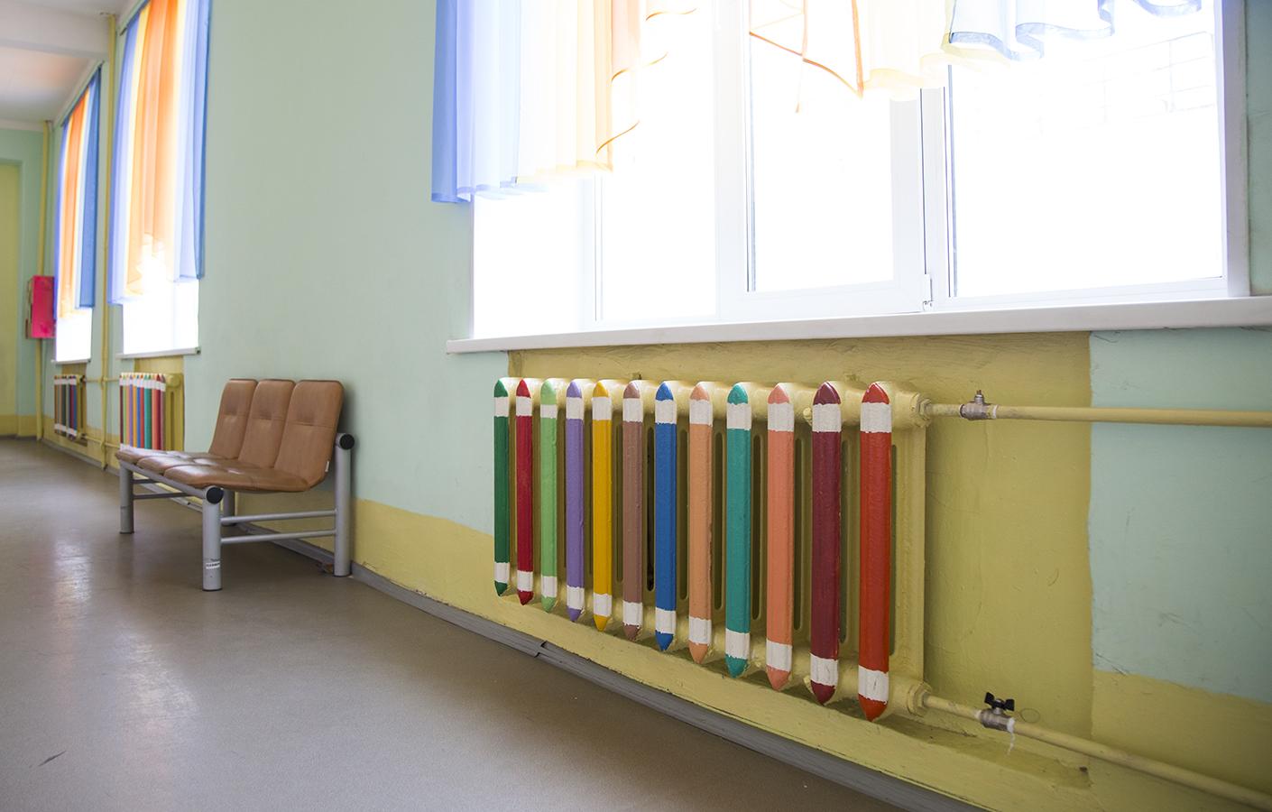 В Нелидовском районе обеспечили отопление школы