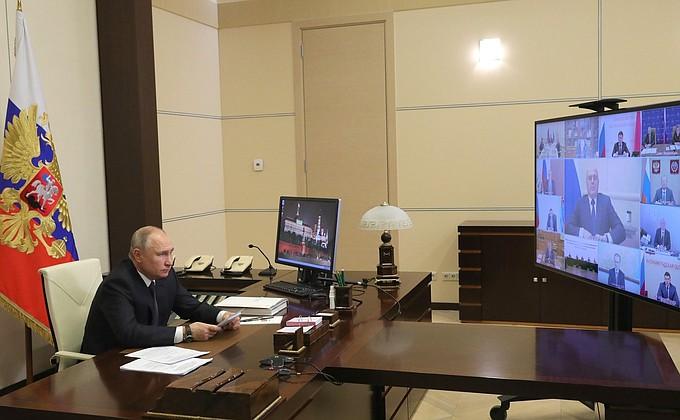 «Одним больше – одним меньше»: Владимир Путин поддержал предложение сделать 31 декабря выходным днем