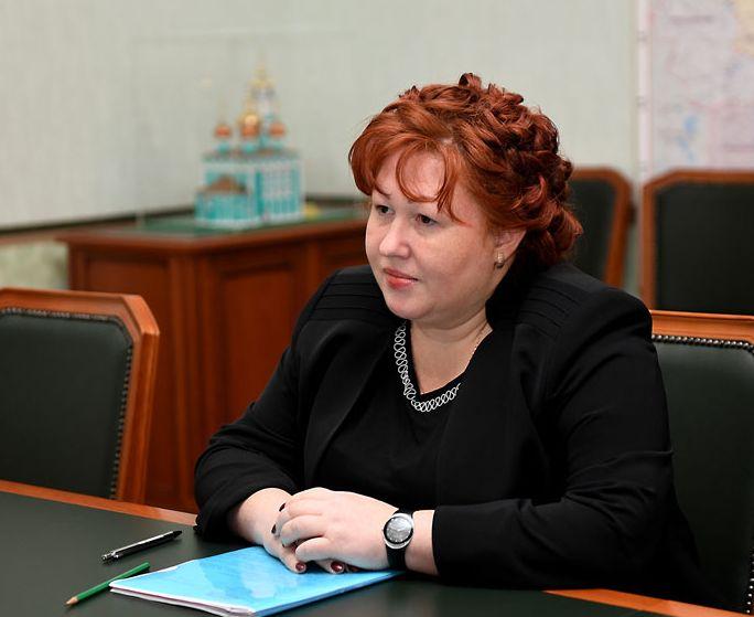 Ирина Миронова: Ведется планомерная работа по газификации района