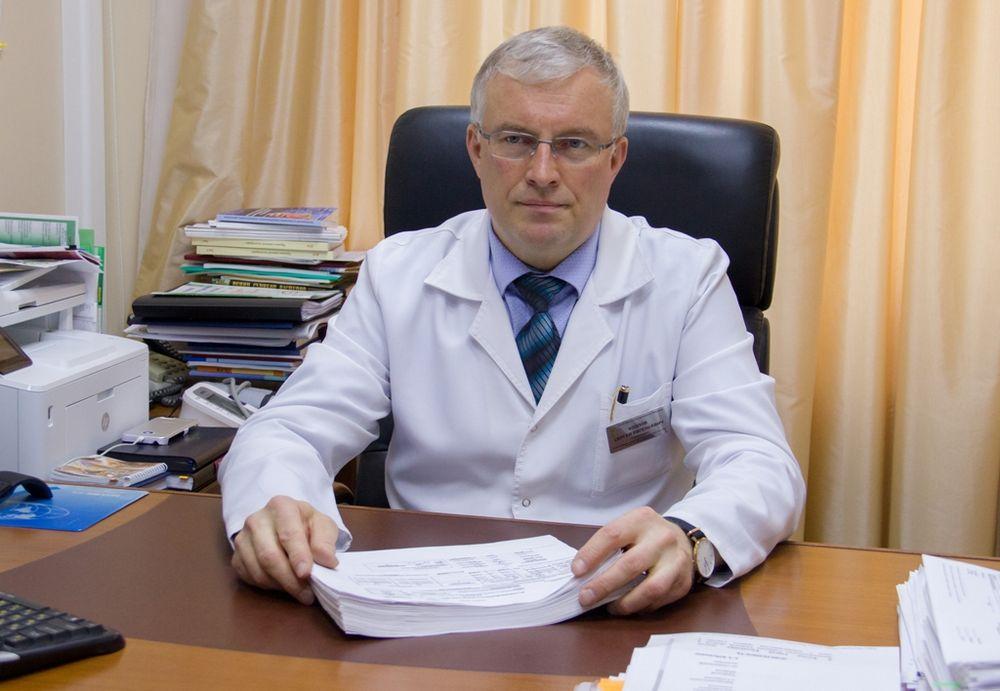Игорь Руденя: главная задача нового министра здравоохранения Тверской области - борьба с ковидом