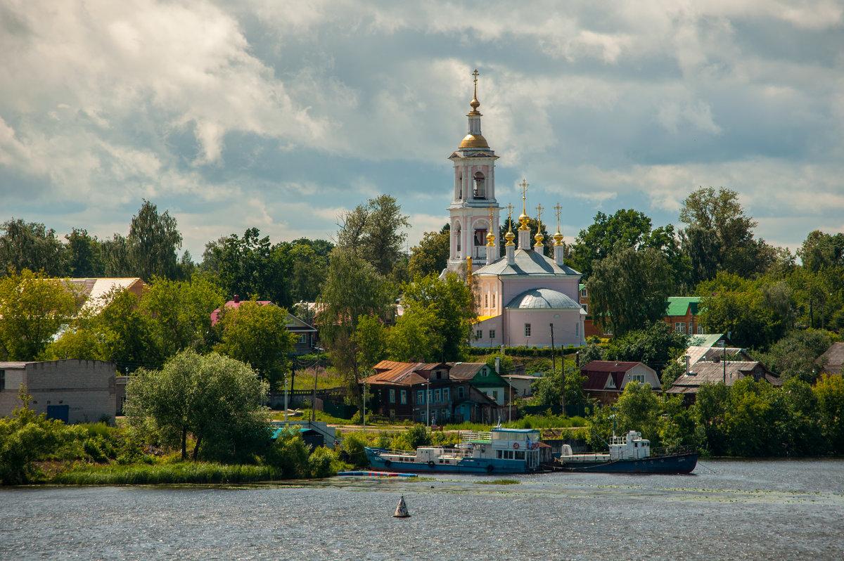 В Кимрском районе Тверской области развивается территория отдыха и рекреации