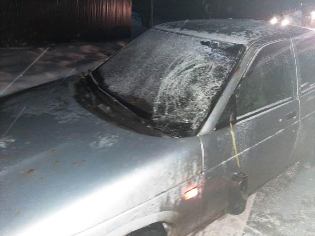 В Тверской области ВАЗ сбил пешехода