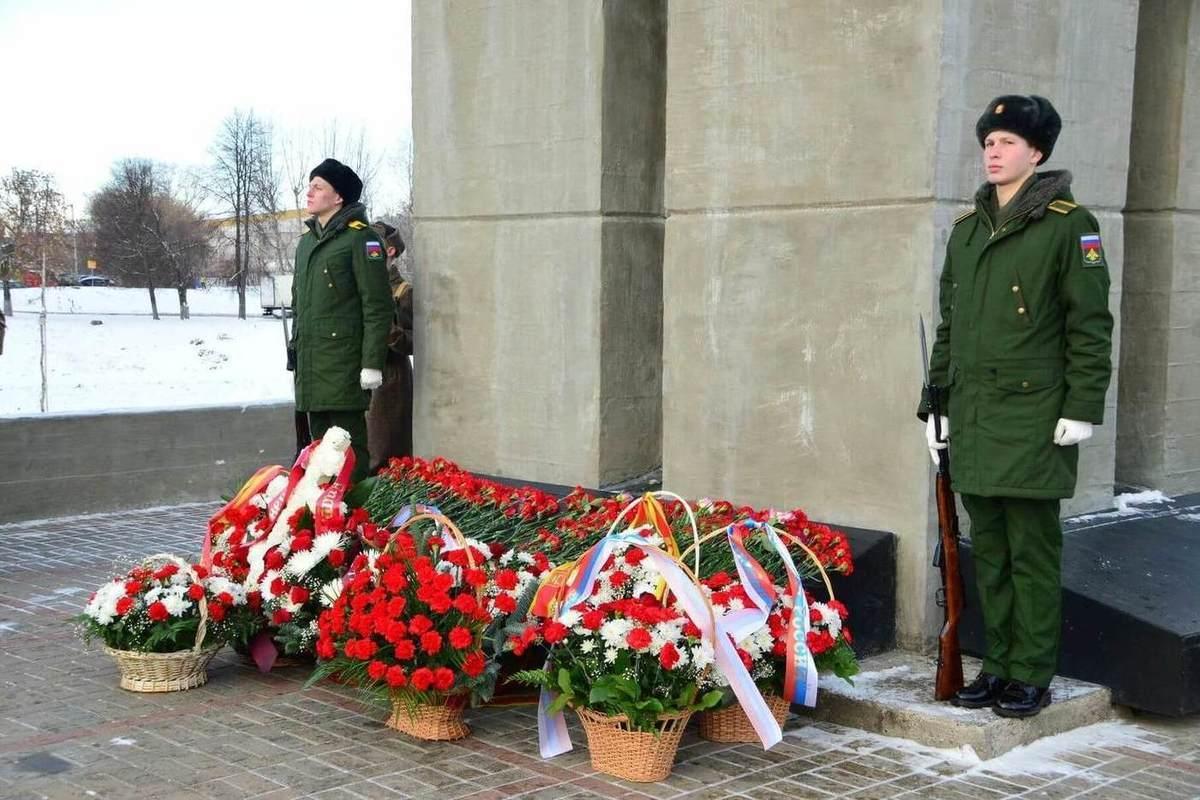 В Твери пройдут мероприятия в честь Дня освобождения города от немецко-фашистских захватчиков