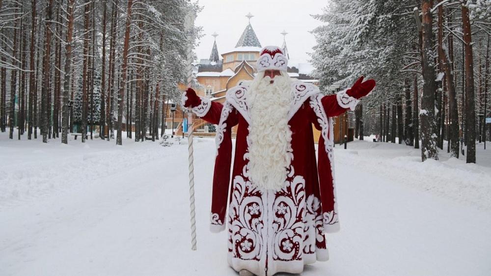 В Тверскую область из Великого Устюга едет Дед Мороз