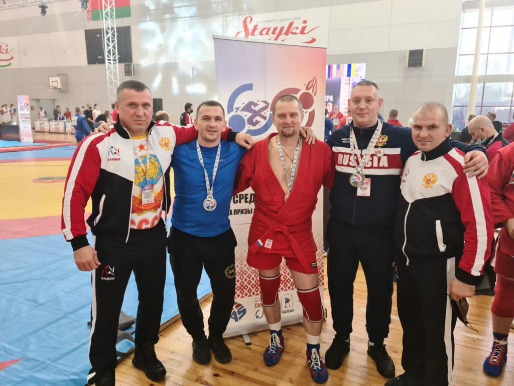 Ветеран дзюдо и самбо: как ржевский спортсмен взошёл на пьедестал чемпионата мира в Минске