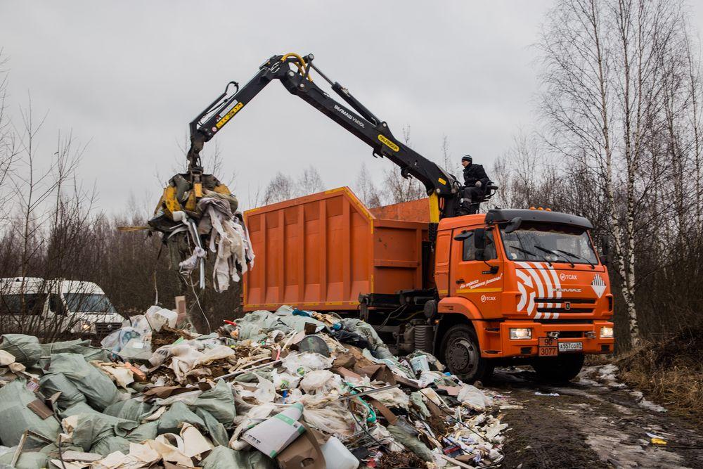 В Тверской области продолжается работа по ликвидации свалок и развитию мусорной реформы