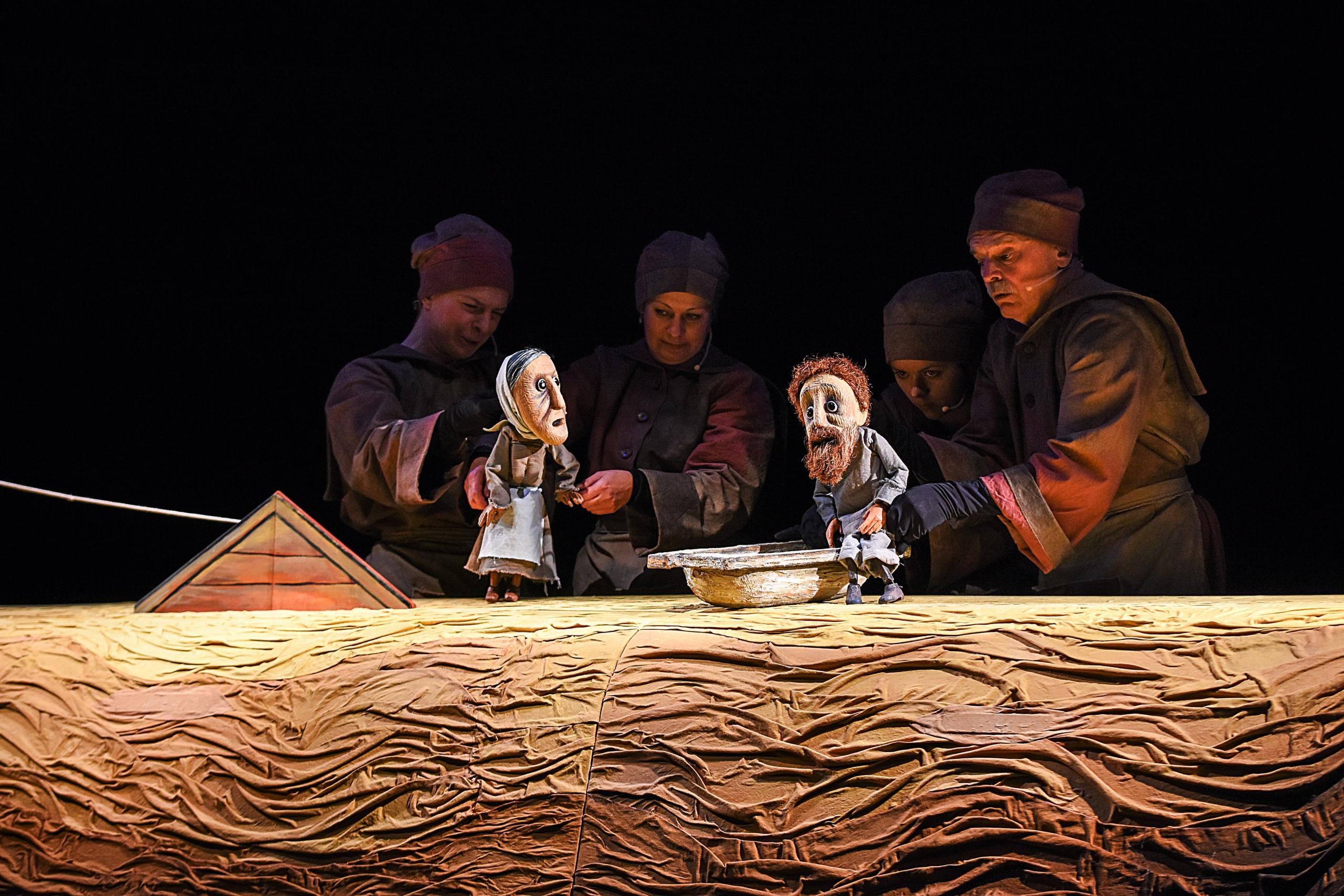 Тверской театр кукол вновь примет участие в Международном театральном фестивале