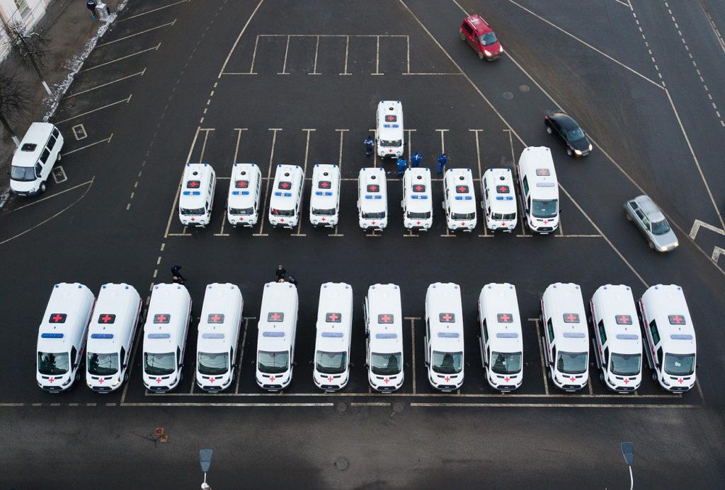 Оборудование столичного уровня: чем оснастили новые машины скорой помощи в Тверской области