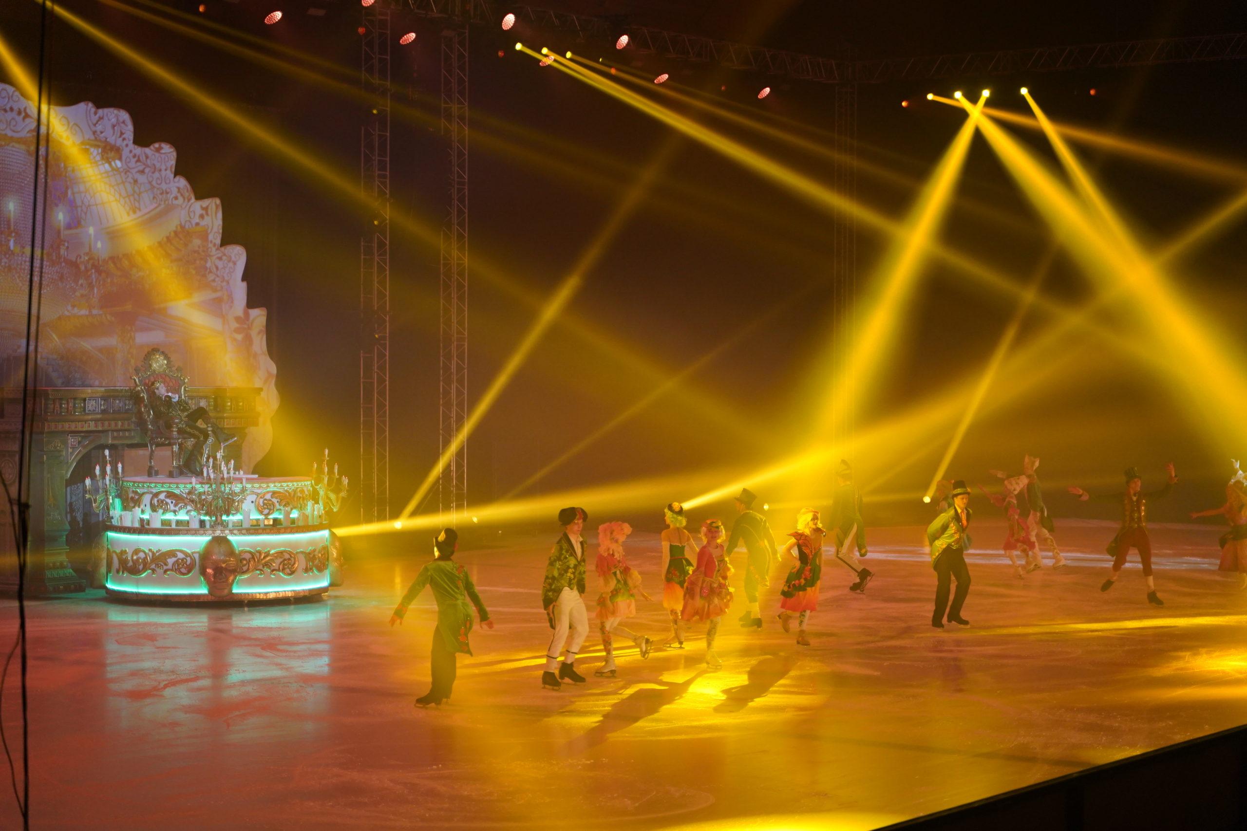 В Тверской области дети из семей медиков и соцработников смогли побывать на ледовом шоу Татьяны Навки