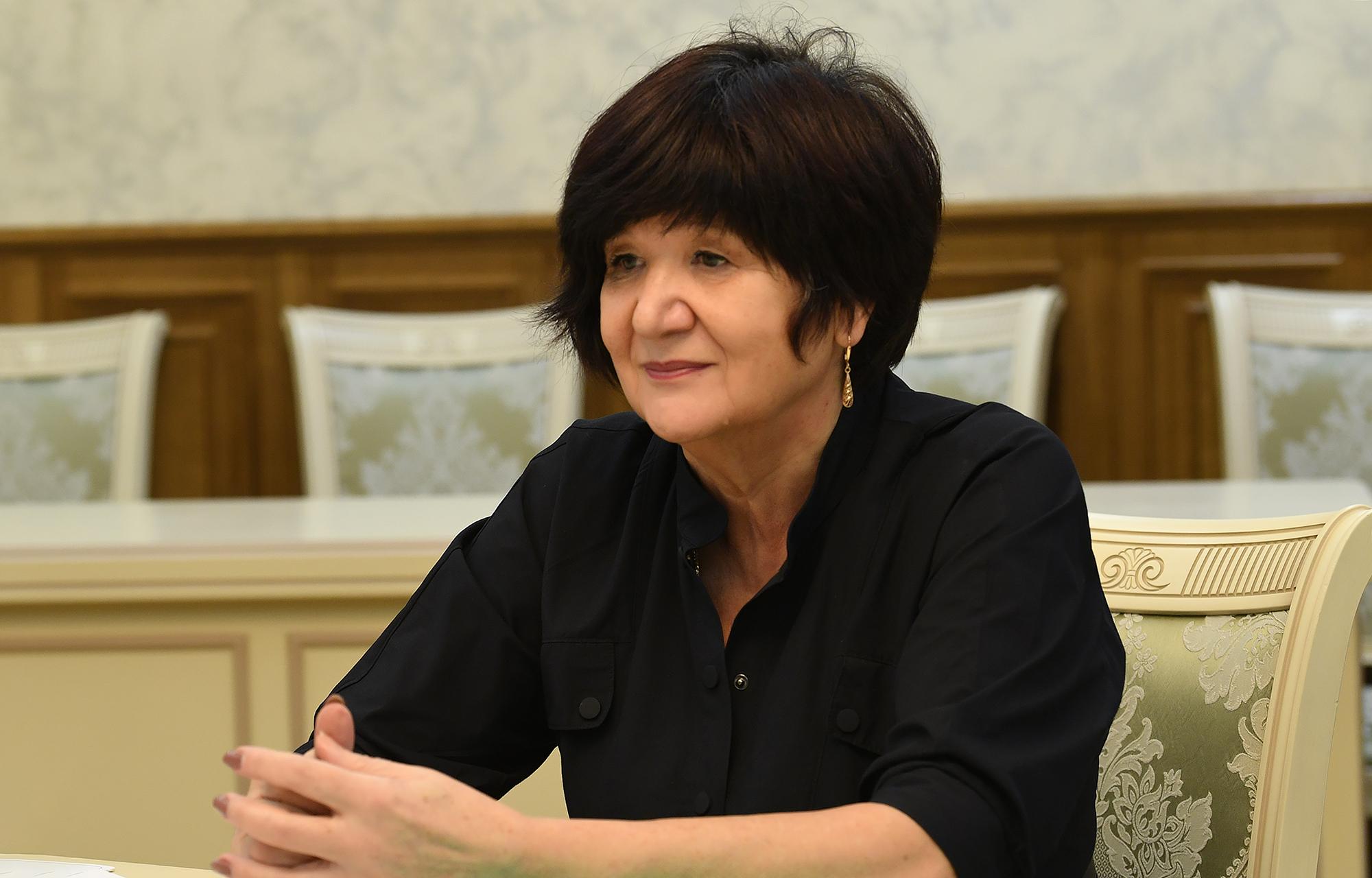 Игорь Руденя встретился с главой города Кимры Ириной Балковой