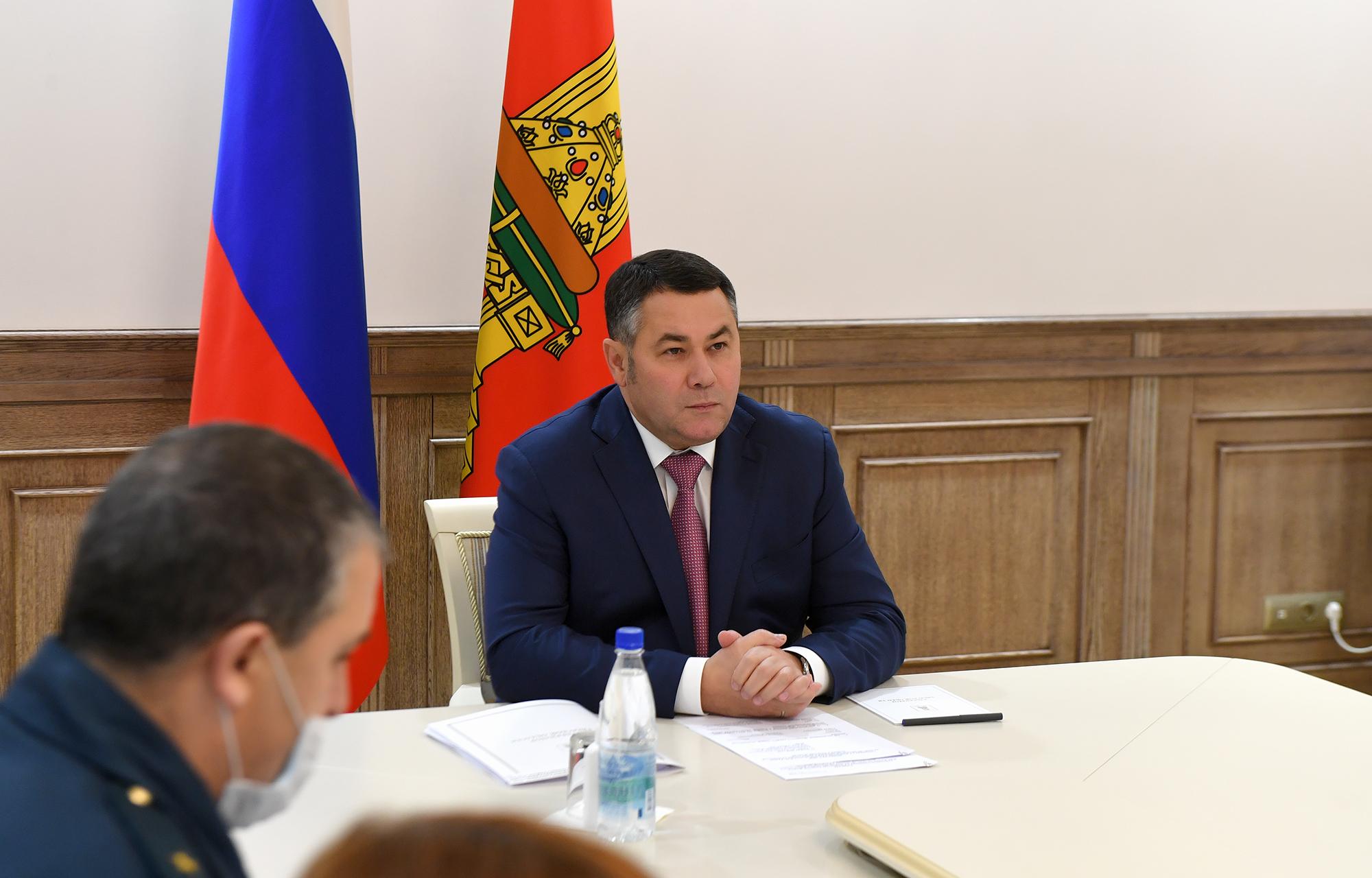 С 2022 года вся система скорой помощи Тверской области будет работать на едином информационном ресурсе