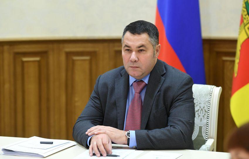 В Тверской области с опережением графика строят транспортно-пересадочный узел в Завидово