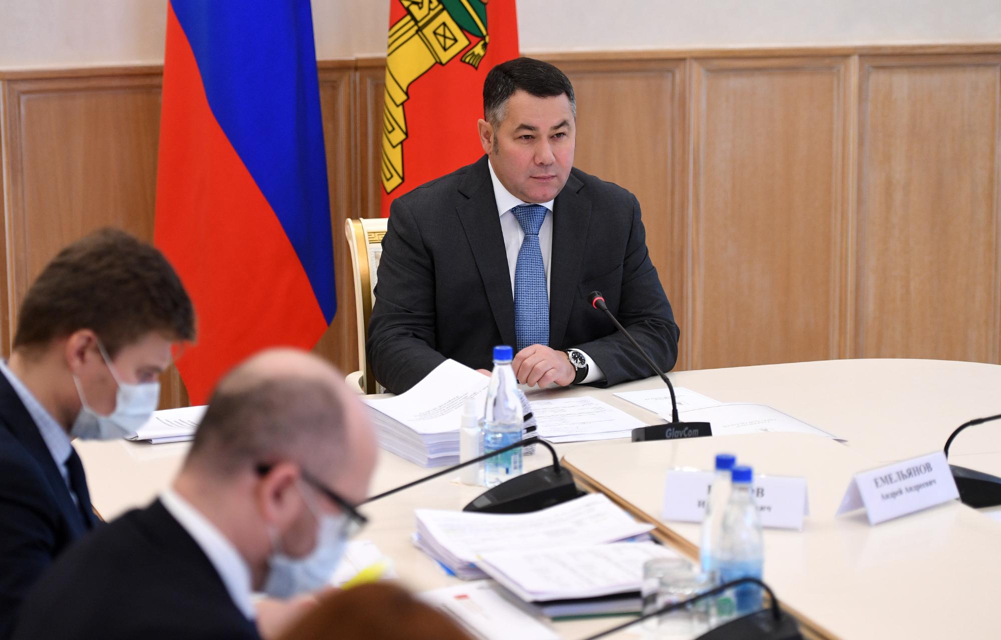 В Тверской области в 2021-2022 годах планируют отремонтировать 520 км дорог