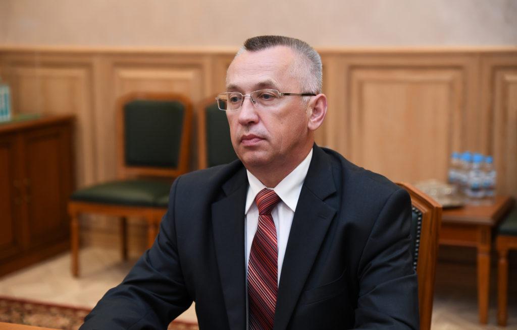 Владимир Морозов избран главой Пеновского муниципального округа