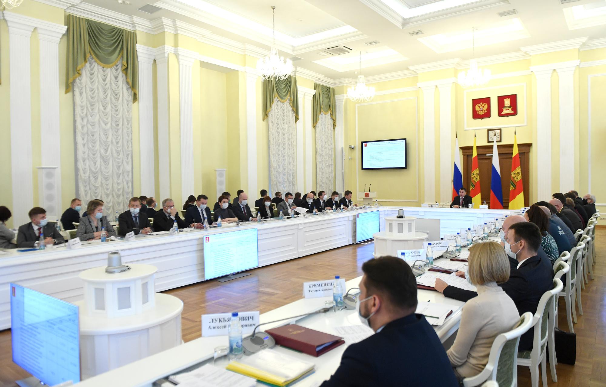 В Тверской области построят и реконструируют 69 объектов инфраструктуры и социальной сферы по программе АИП
