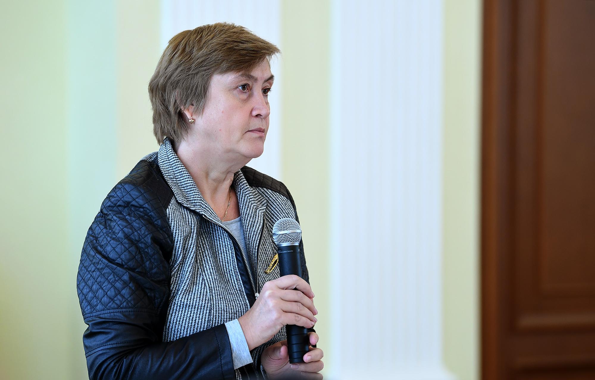 Галина Лапушинская: «Любая инфраструктурная программа – плюс для региона»