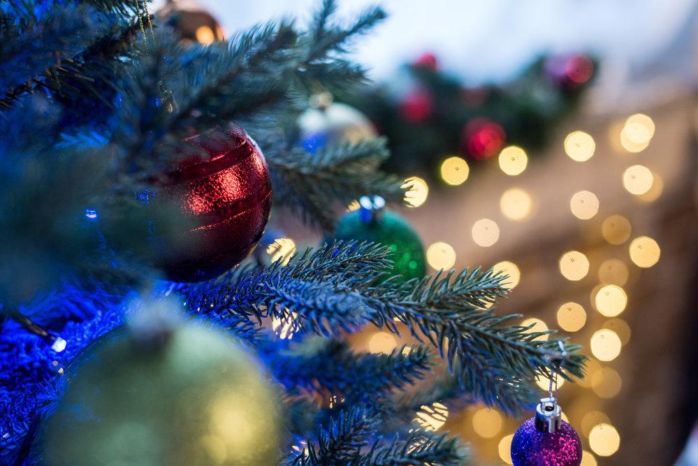В Жарковском районе выберут самую креативную елку