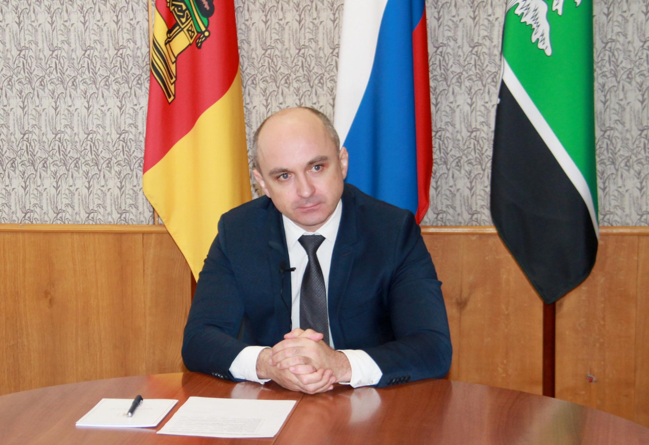 Глава Нелидовского района провел пресс-конференцию