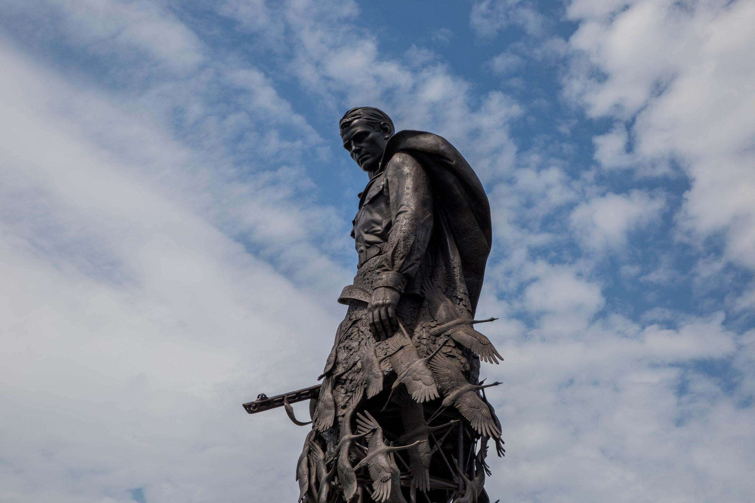 """От проекта к """"Проекту года"""": как создавали Ржевский мемориал Советскому солдату"""