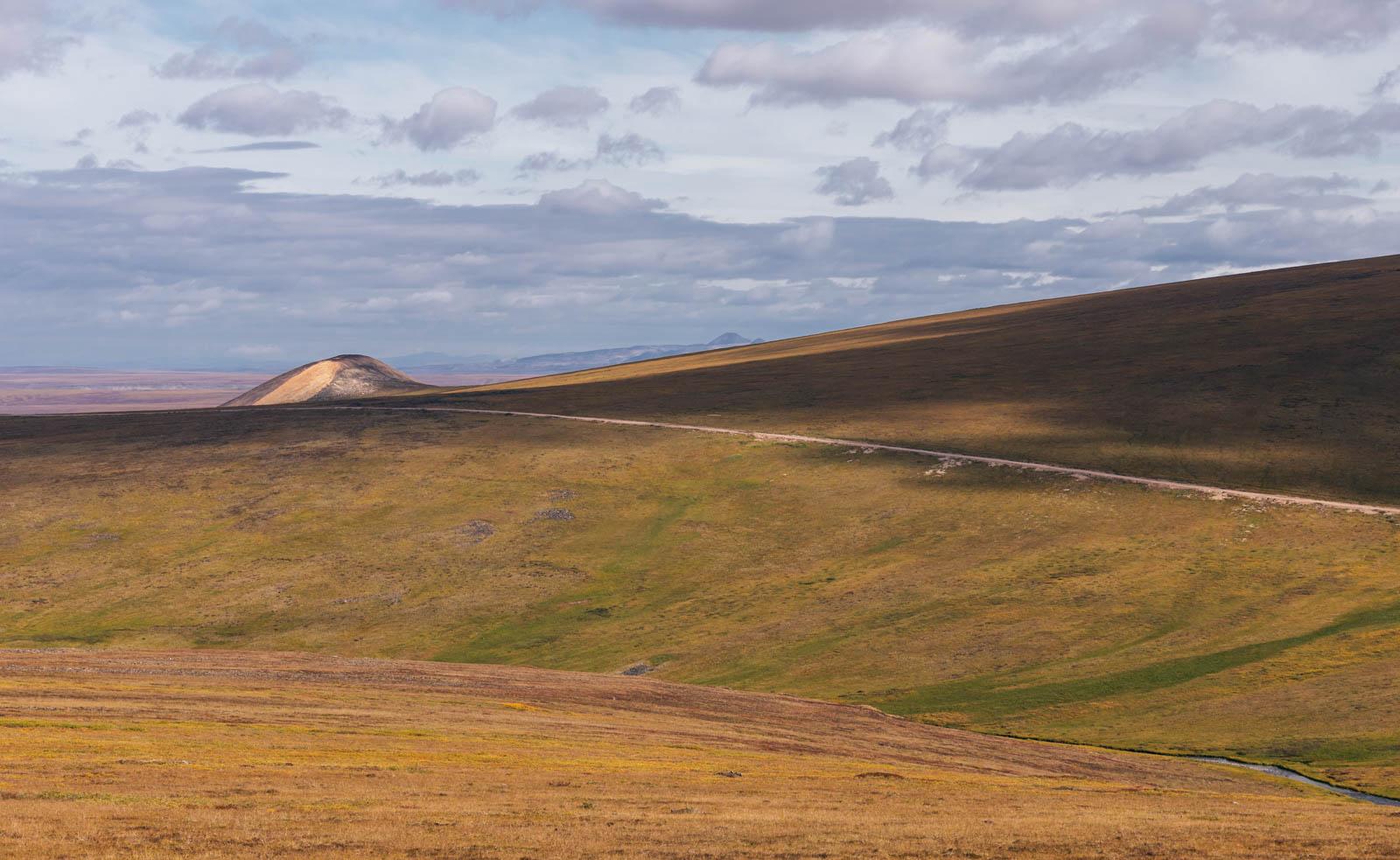 Мотопутешественник из Удомли поделился снимками суровой северной природы