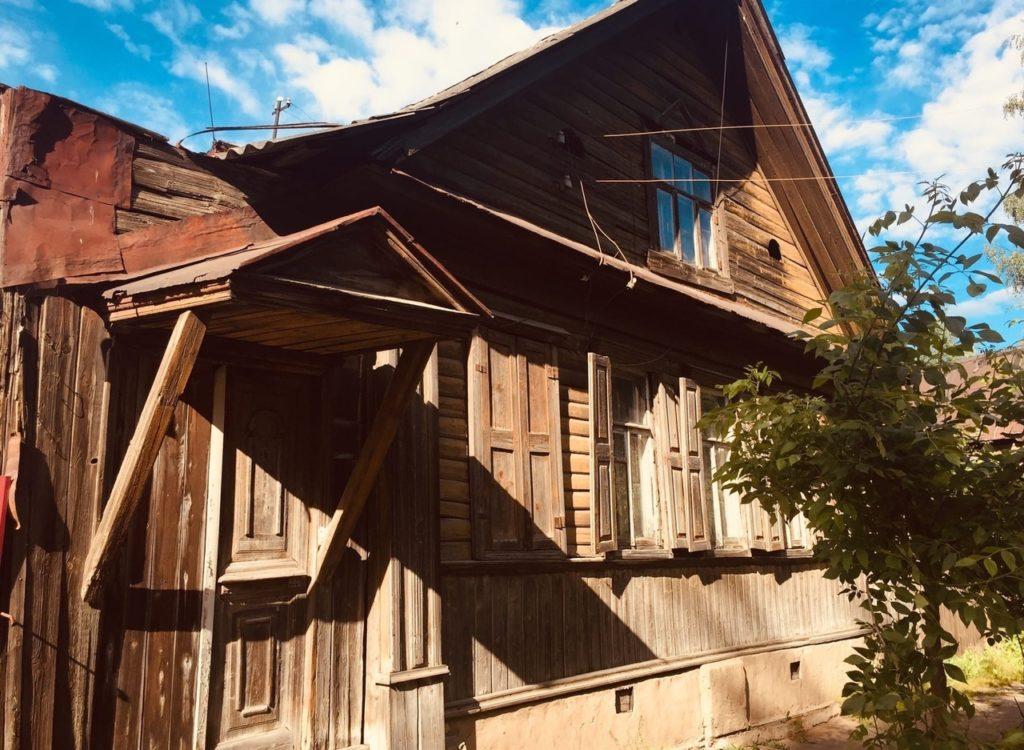 В Твери обсудят потенциал старинных деревянных домов