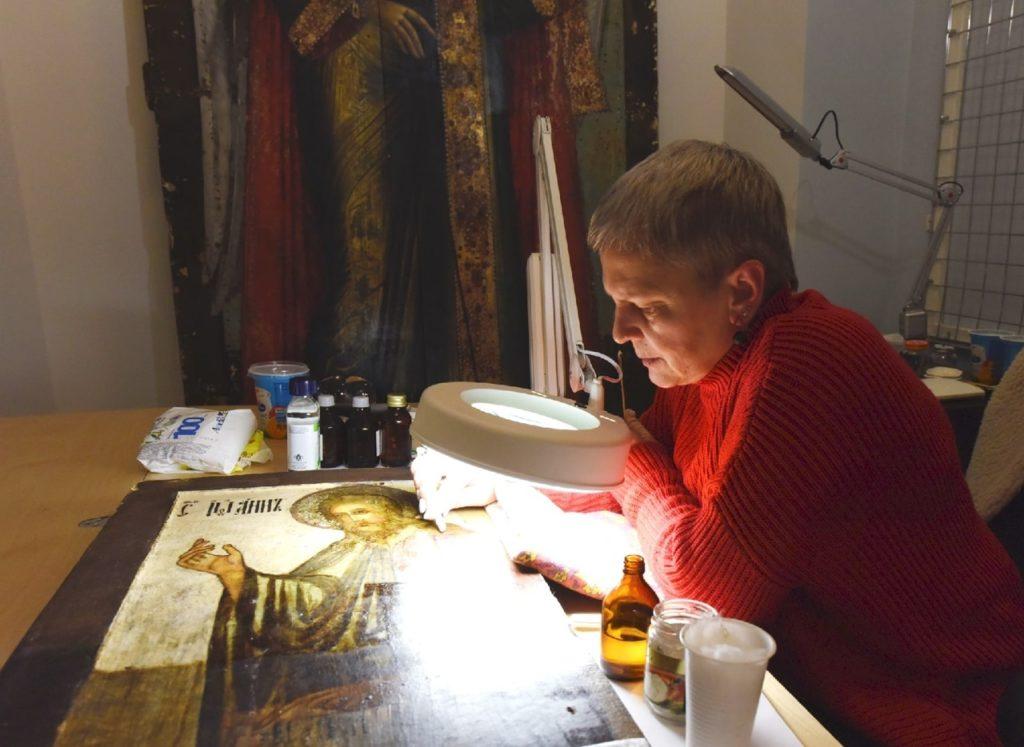 В Тверском императорском дворце пройдет встреча с реставраторами