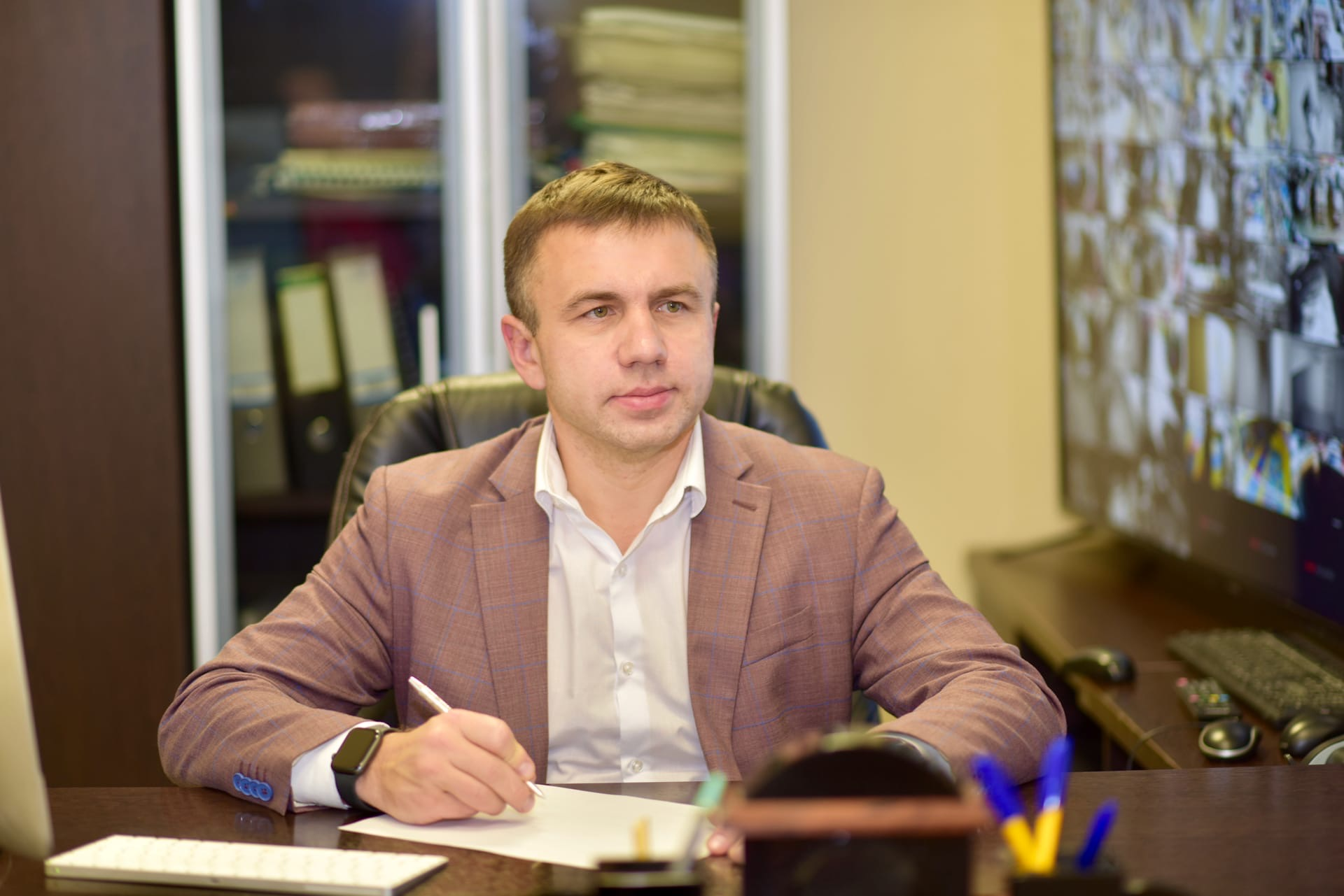 Андрей Николашкин: Предпринимательское сообщество видит реальную поддержку бизнеса руководством области