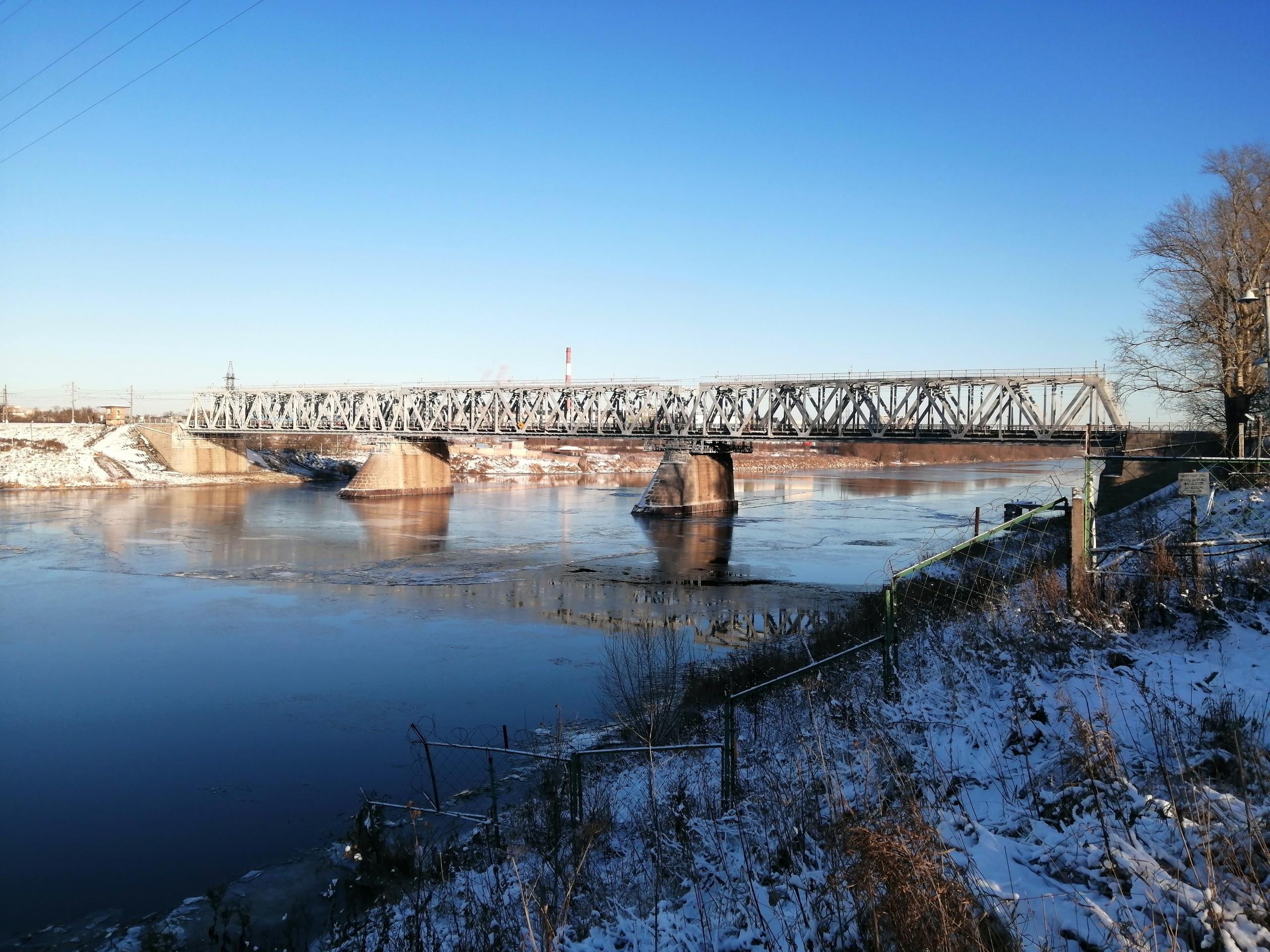 Пользователи сети делятся фотографиями морозной Твери