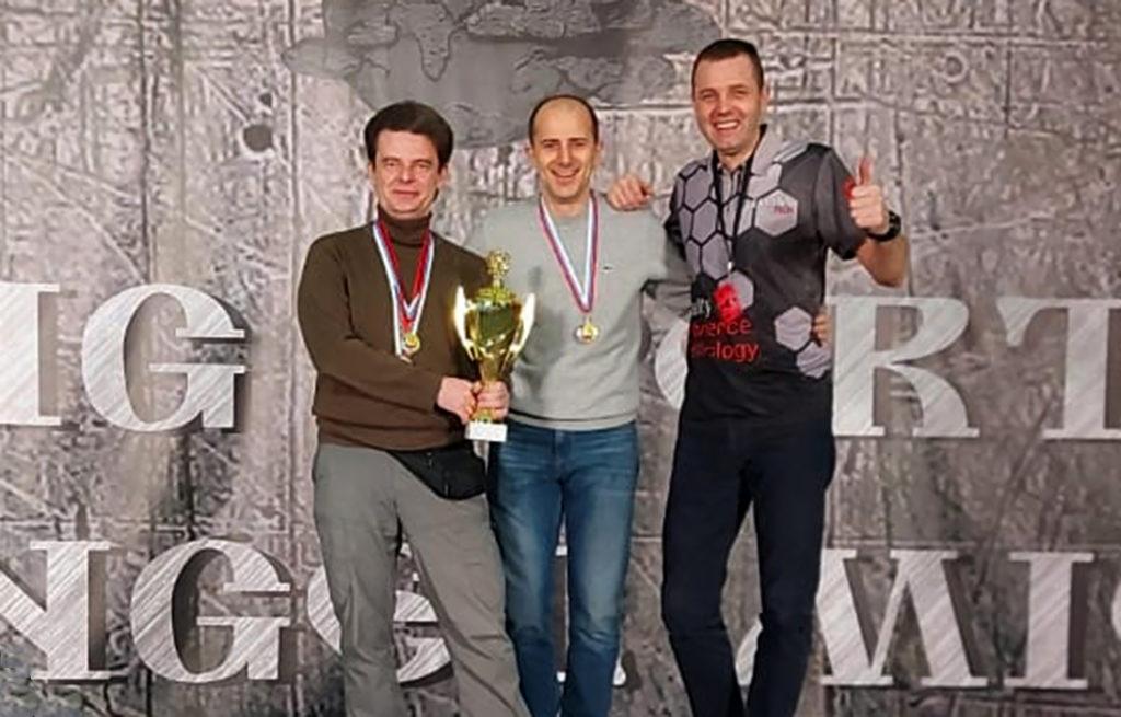 Сборная Тверской области взяла два золота на Кубке России по практической стрельбе