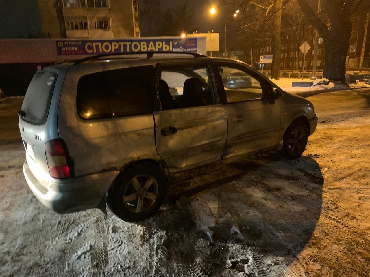 В Кимрах в Тверской области автолюбитель сбил пешехода