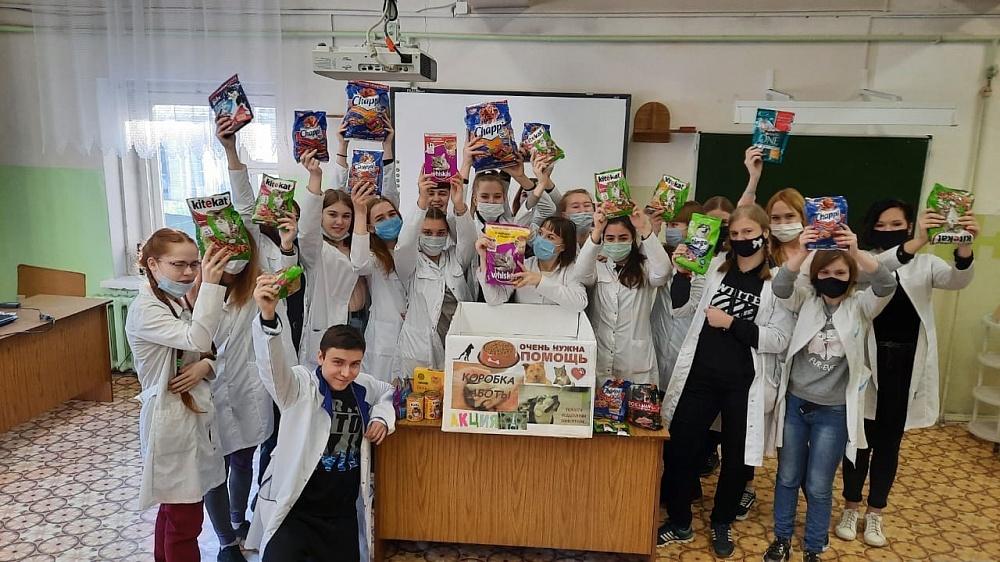 «Марафон добра» в Вышневолоцком городском округе нашёл много друзей