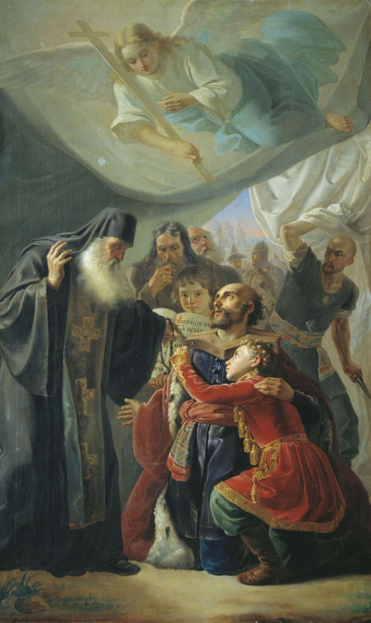 В Тверском императорском дворце прочитают лекцию о Михаиле Тверском