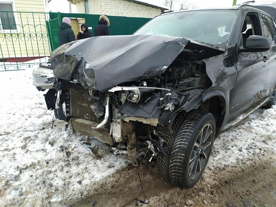 В Твери в аварии мужчина получил черепно-мозговую травму
