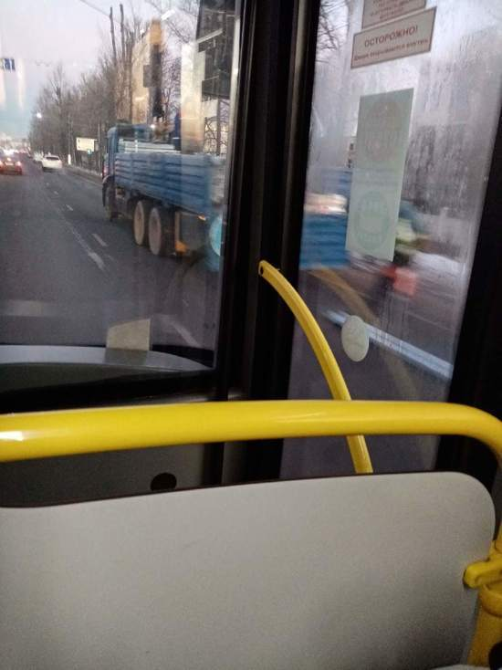 Московское шоссе в Твери может встать в пробке