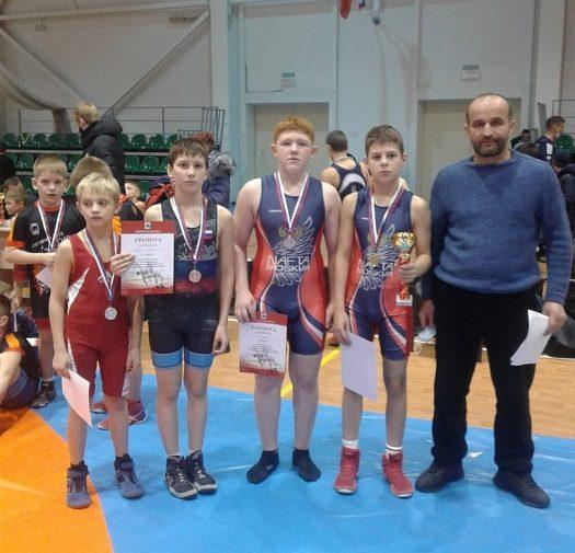 Спортсмены из Вышнего Волочка успешно выступили на соревнованиях в городе Клин