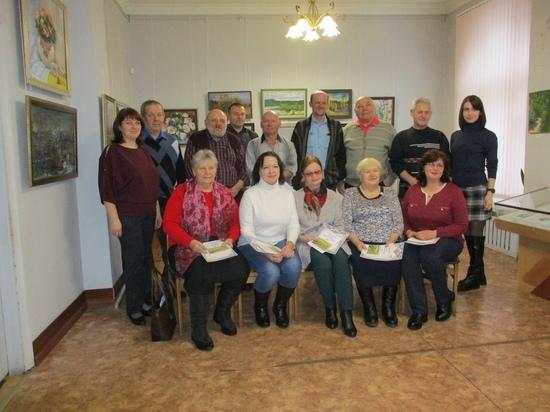 Художники из Тверской области приняли участие в выставке «Оковский лес»