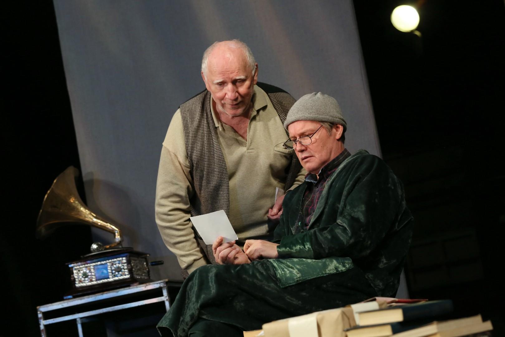 В Тверском театре юного зрителя сыграют Валерий Баринов и Игорь Гордин