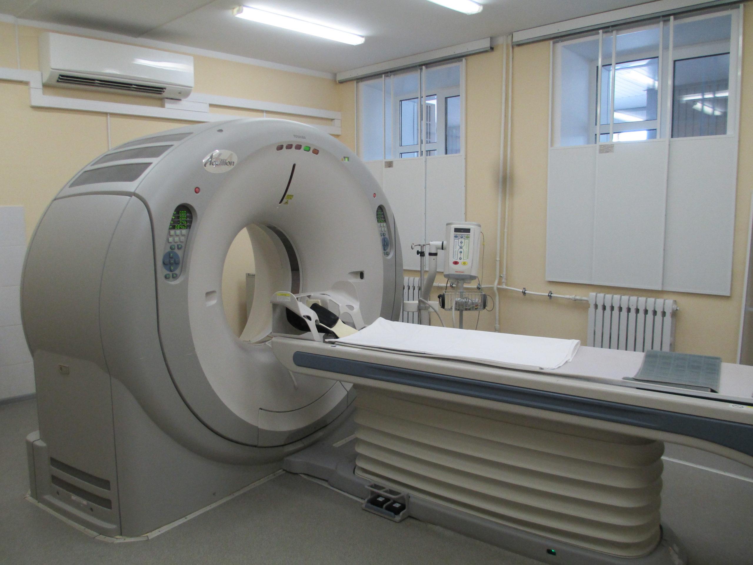 Новый компьютерный томограф появится в Конаковской больнице до конца 2020 года