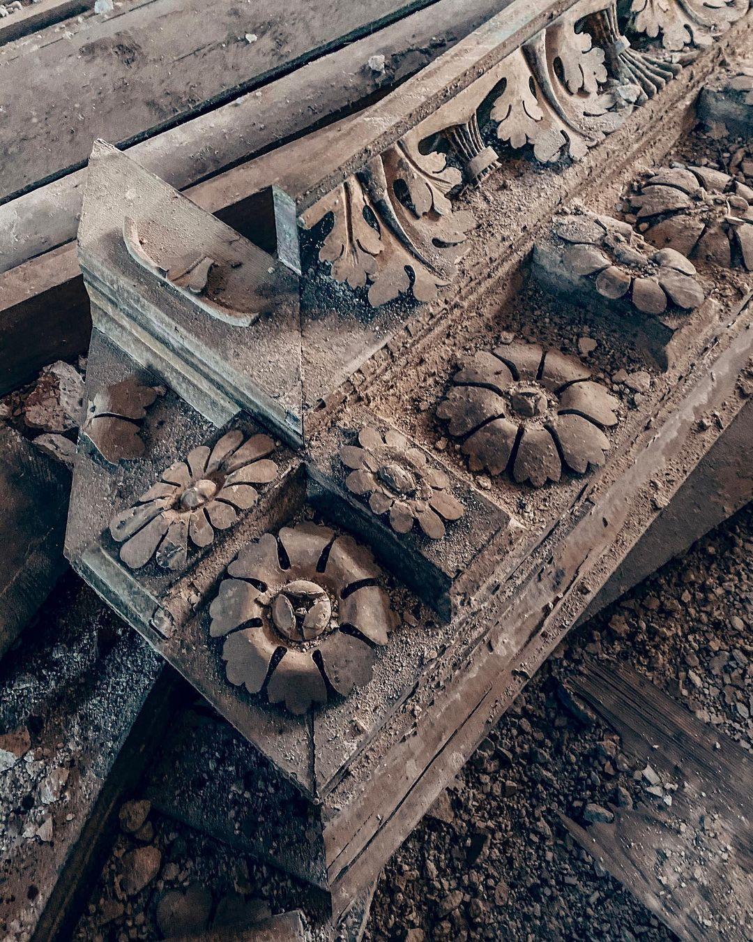 В Тверской области обнаружили одну из лучших росписей храма