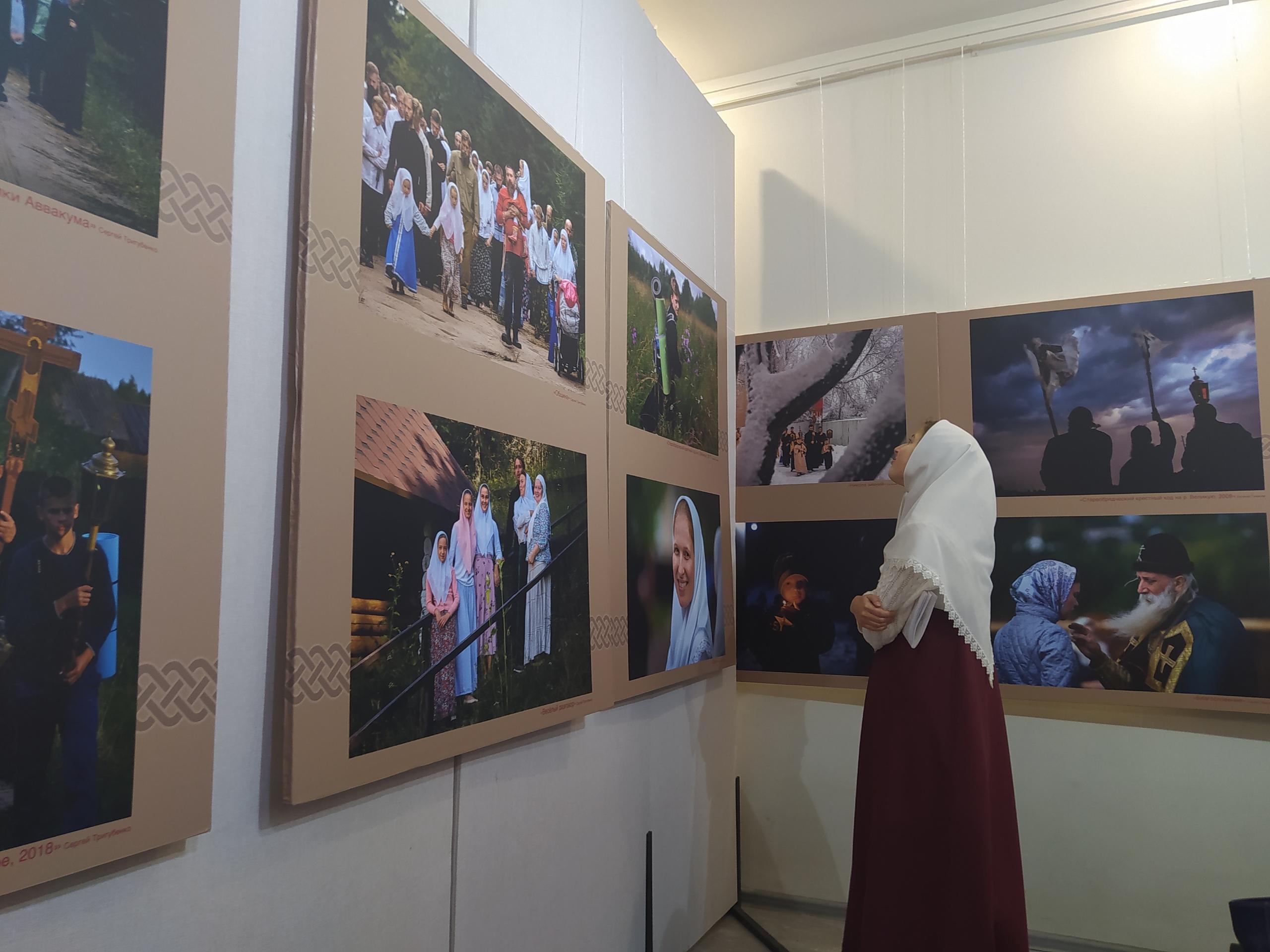 """В Ржевском выставочном зале открылась фотовыставка """"Хранители"""""""