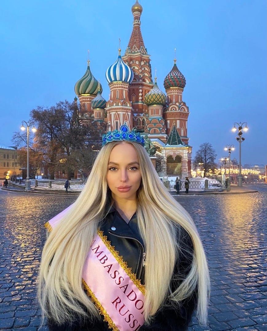 Модель из Вышнего Волочка вошла в пятёрку лучших на международном конкурсе красоты