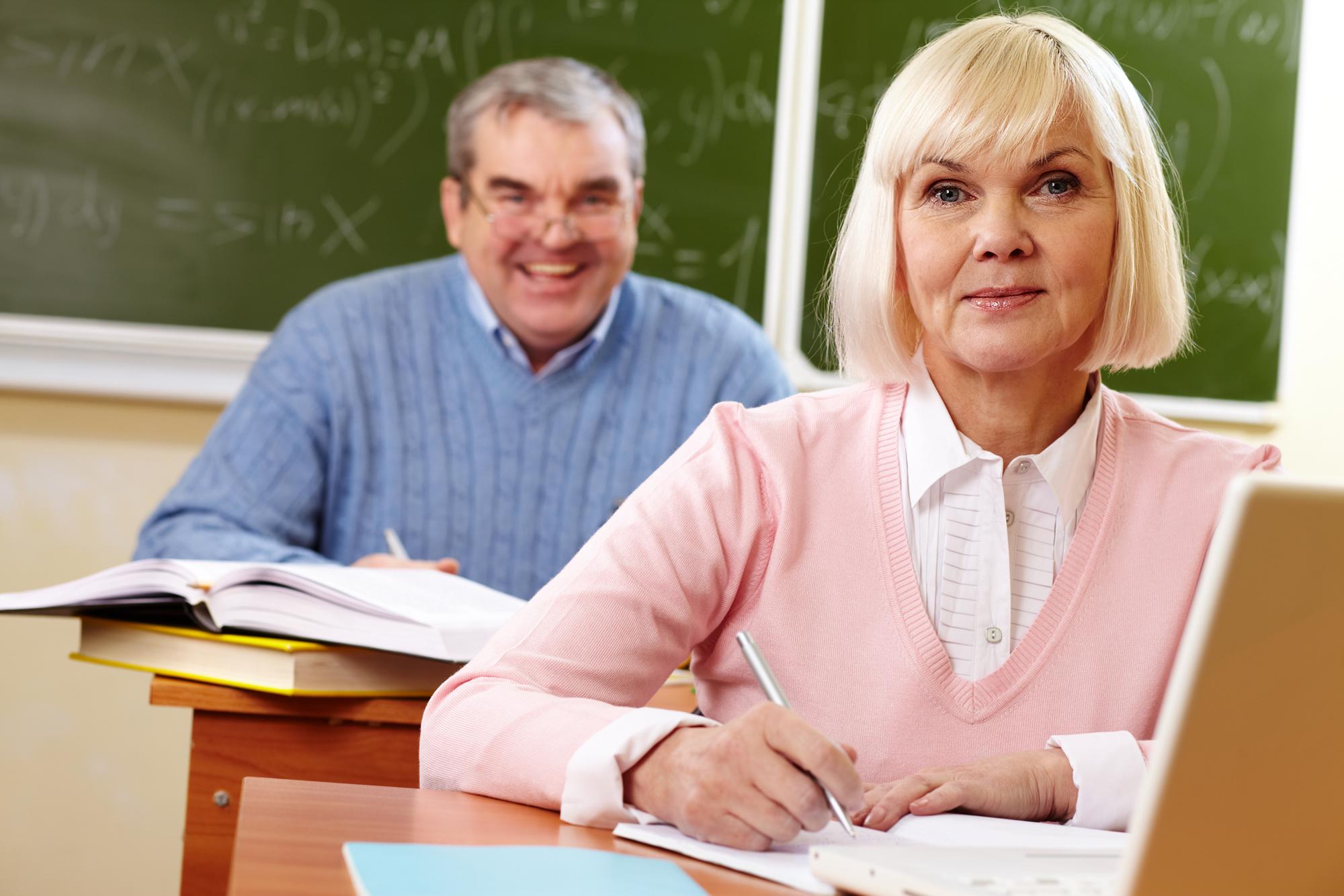 Пожилые жители Тверской области смогут повысить квалификацию