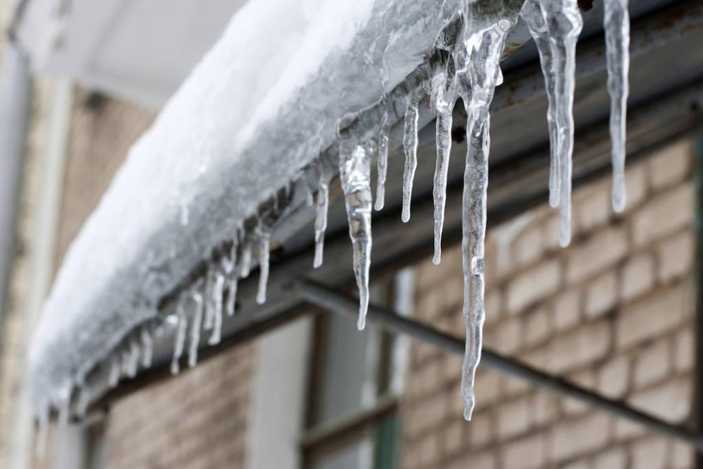 В пятницу жителей Тверской области ждут мокрый снег и «плюс»